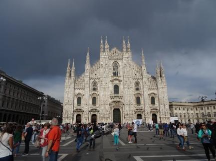 Visite de Milan